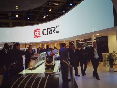 CRRC Booth