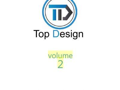 "Book publication ""Top Design volume 2"" - December 2017"
