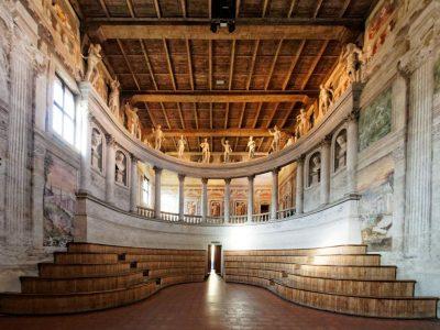 Teatro di Olimpico di Sabbioneta